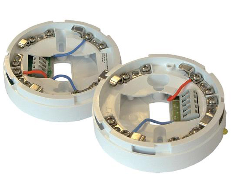 zeta addressable negative switching isolator detector base mkii ib 482 p fe ib) fyreye addressable isolator detector base, isolator fire zeta fire alarm wiring diagram at gsmx.co