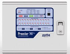 (PMP-REP) Zeta Premier M Plus Conventional Fire Alarm Repeater Panel