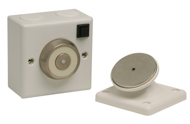 Vimpex Surface Mounted 24V Door Holder (200N)